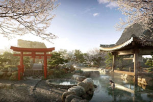 Thế nhà SwanLake Residences The Onsen